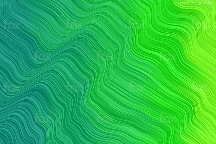 Abstract wavy lines vector