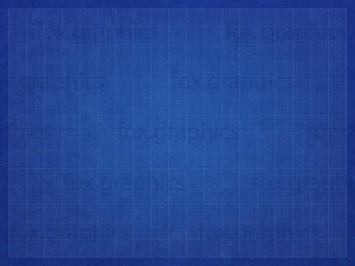 Blueprint grid paper
