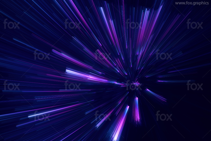 High speed motion background