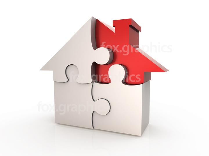 House construction puzzle