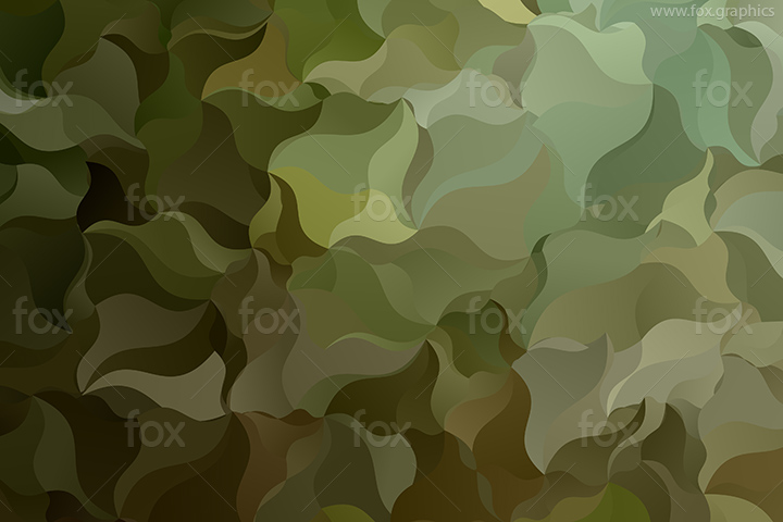 Military colors pattern