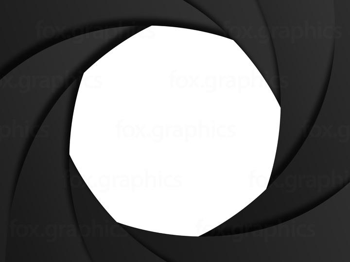 Open aperture background (PSD)