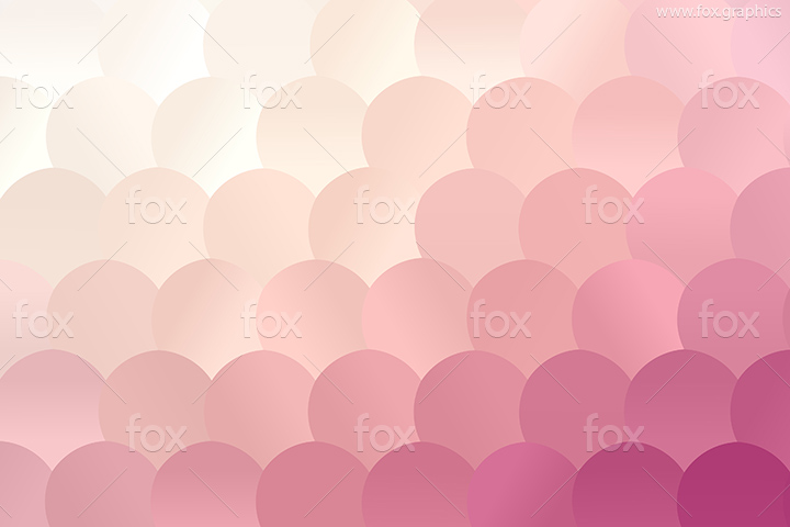 Pink dotted pattern vector