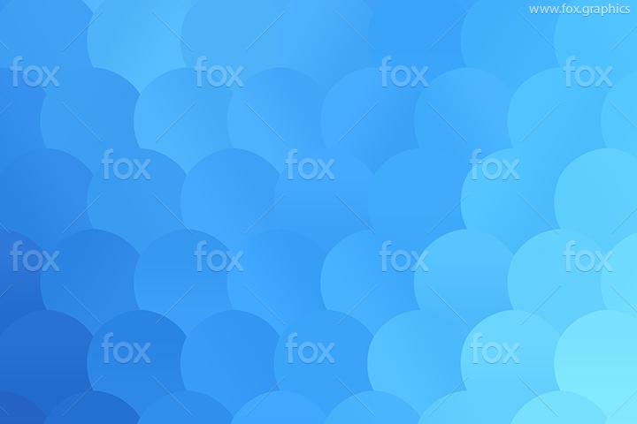 Sky blue dots